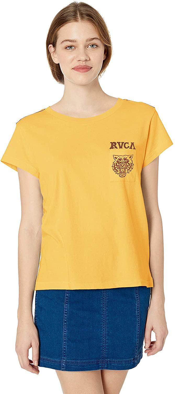 RVCA Women's Heritage Anp T-Shirt