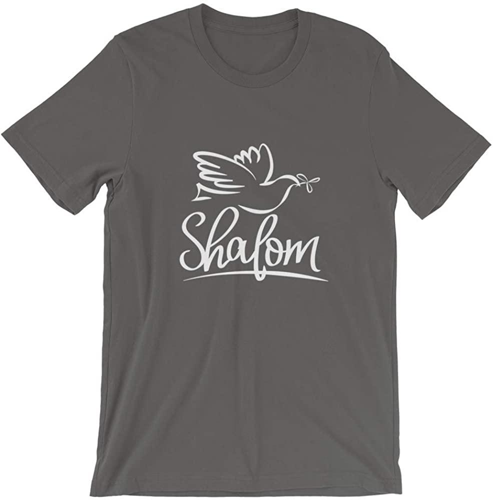 22 Gears, Shalom, Short-Sleeve Unisex T-Shirt