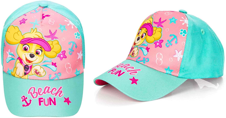 Paw Patrol Skye Cap/Hat,Girls Baseball Cap,Adjustable,Official Licensed