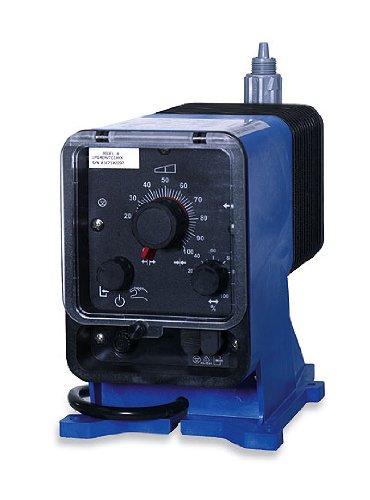 Pulsafeeder LVH7MB-WTSK High-Viscosity, 4 to 20 mA Pace Pump, 240 GPD, 230 VAC, 50/60 Hz