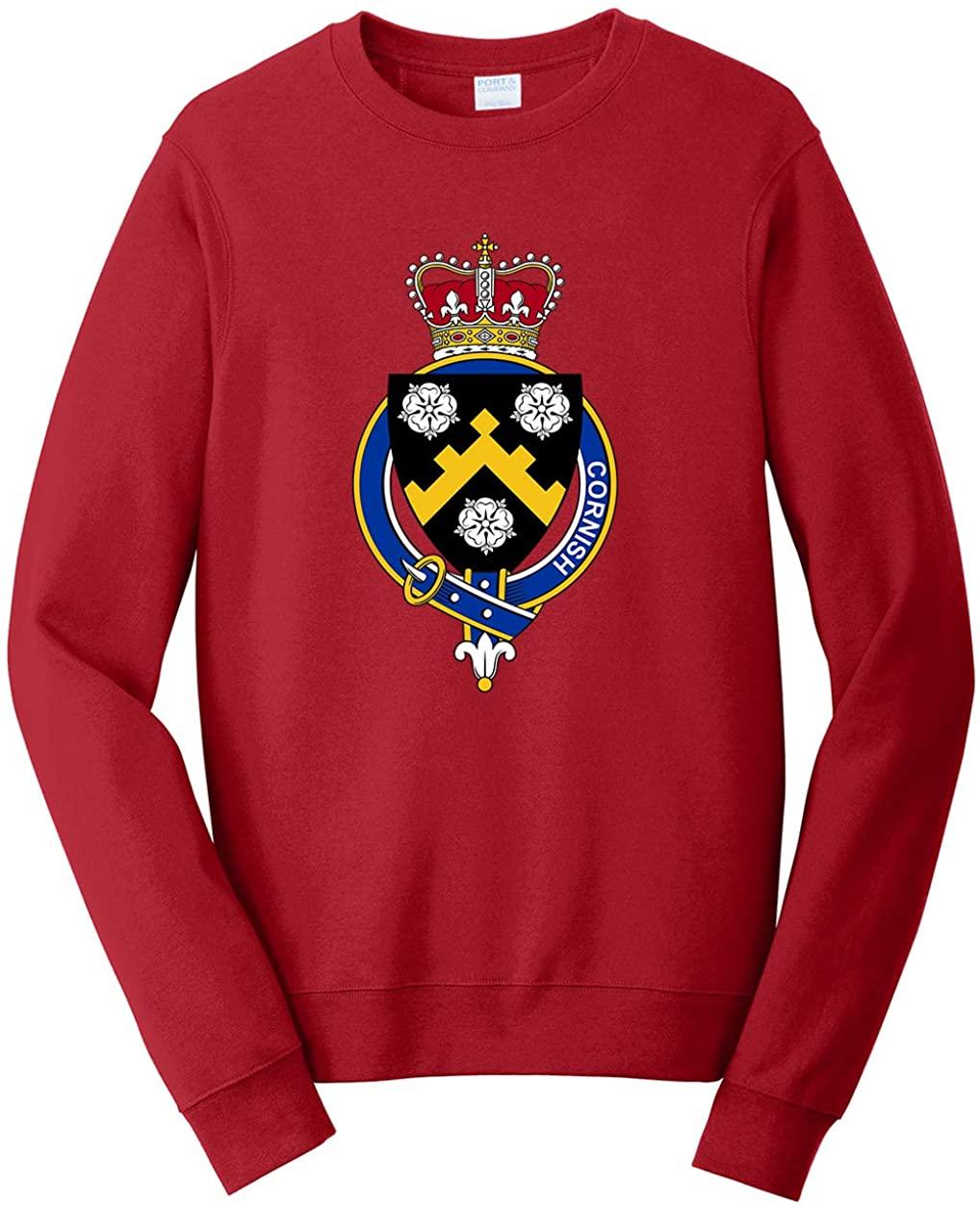 Tenacitee Unisex English Garter Family Cornish Sweatshirt