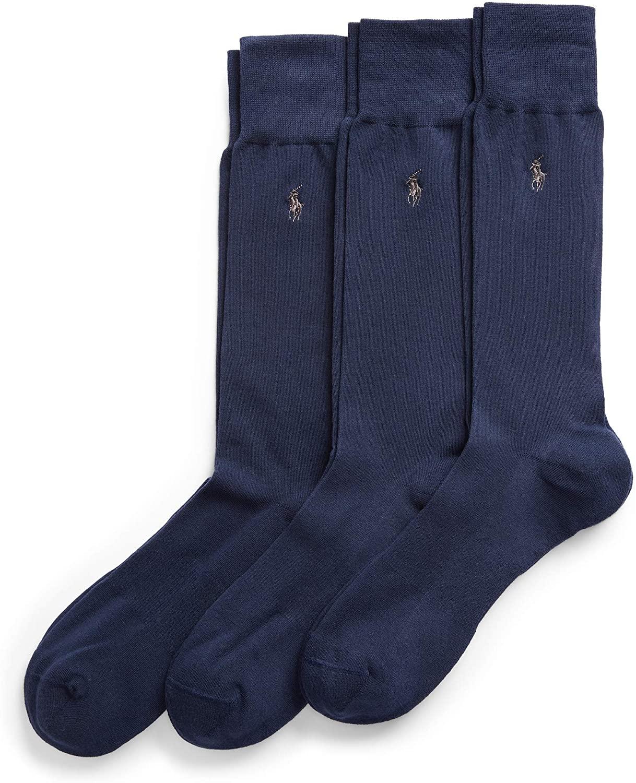 Polo Ralph Lauren Men's Performance Dress Socks, Sock Size 10-13 - 821269PK