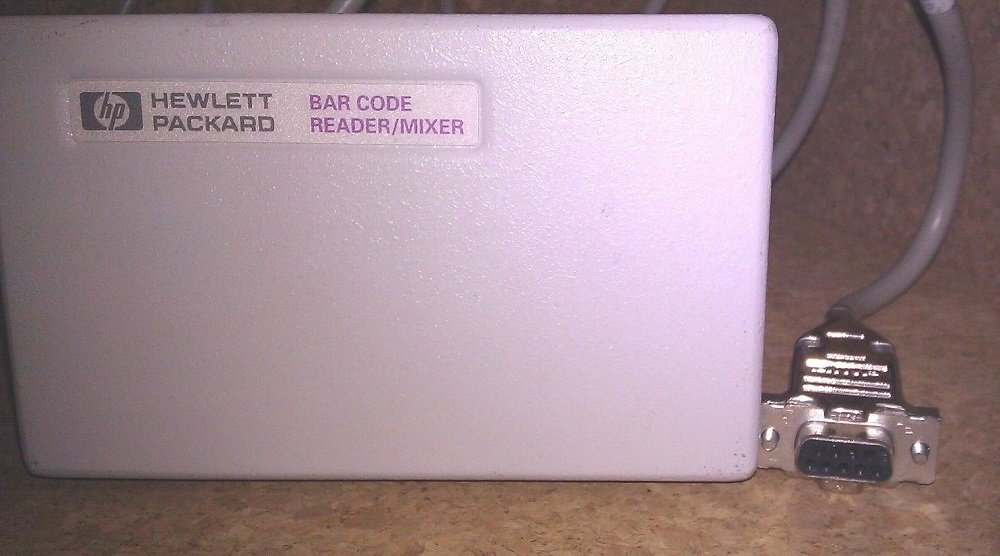 HP Agilent G1296-60500 Bar Code Reader Mixer