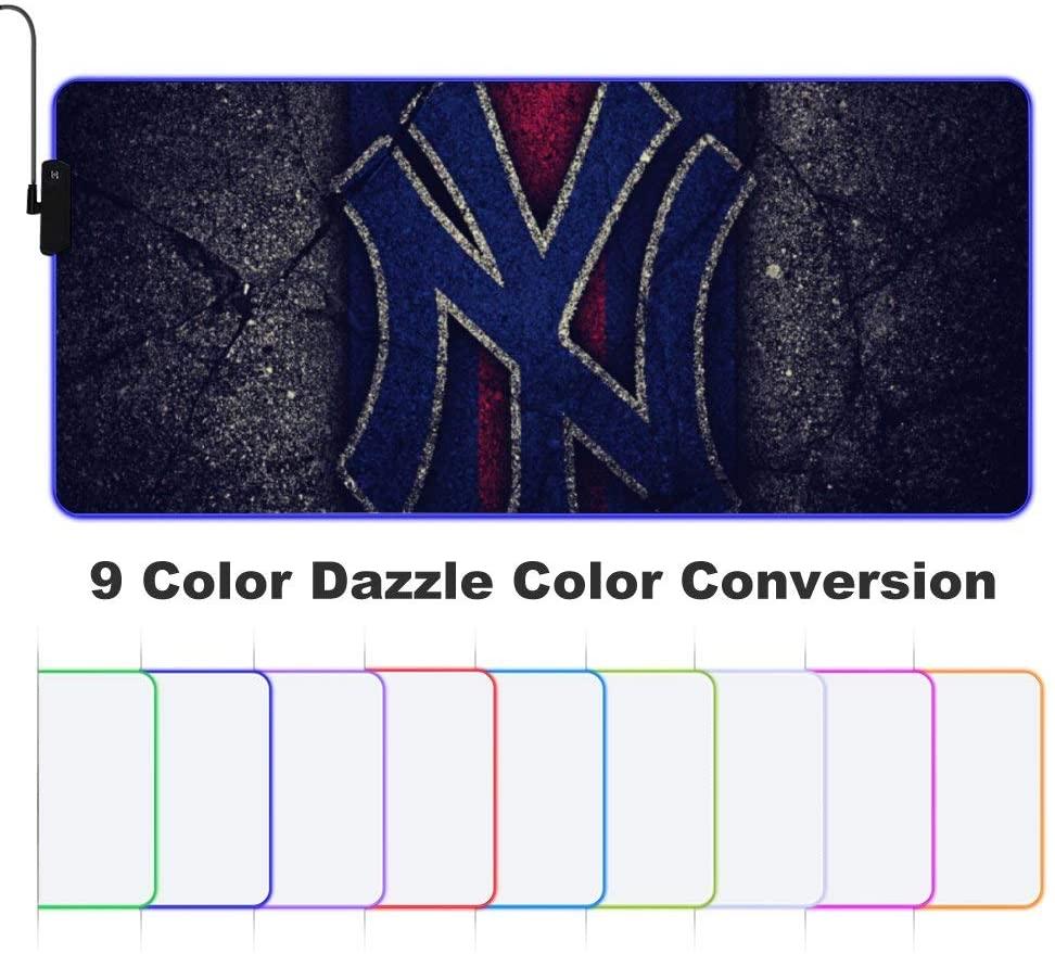 New York Yankees Luminous Table Mat