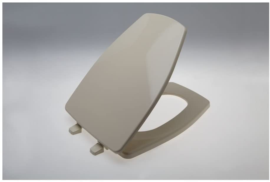 KOHLER K-1014072-45 Rochelle Toilet Seat, Wild Rose