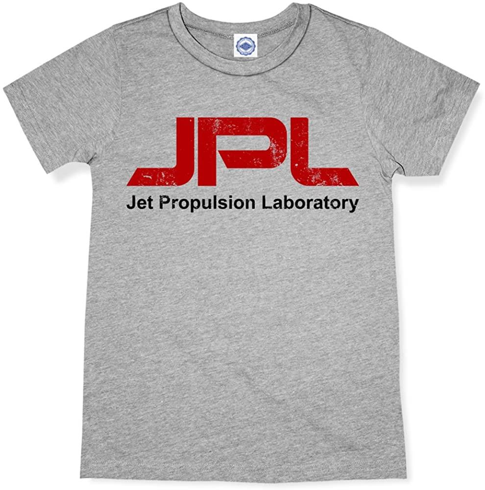 Hank Player U.S.A. NASA/JPL (Jet Propulsion Laboratory) Logo Mens T-Shirt