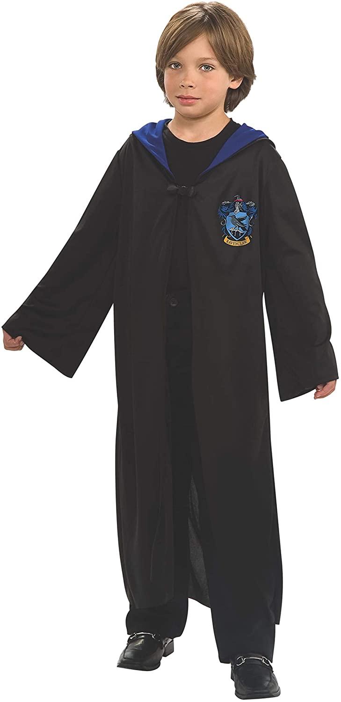 Harry Potter Child's Ravenclaw Robe - One Color - Medium