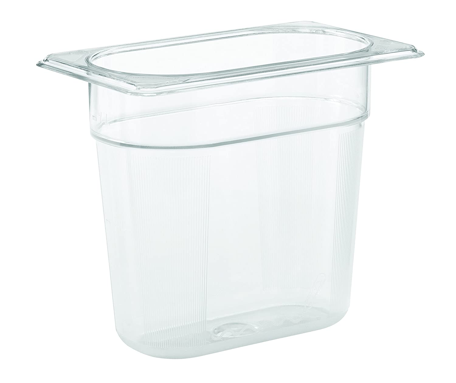 Rubbermaid Commercial Products 2045316 1/9 Size Insert Pan, 6