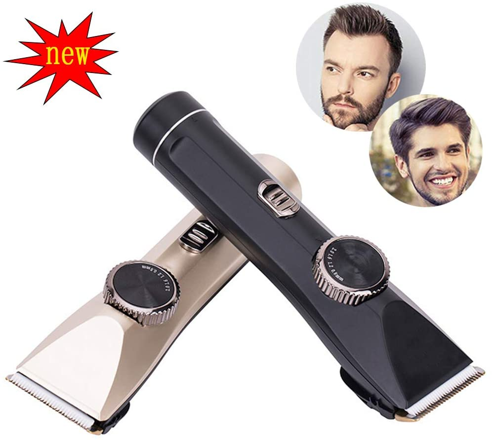 Professional Hair Clippers, Blade Clippers Barbers Trimmers Hair Clippers For Men Professional Cordless-black