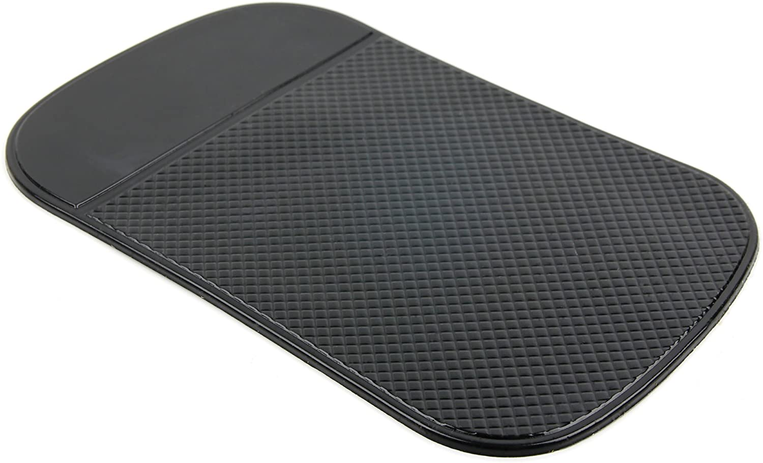 DURAGADGET High-Grade Rubber Anti-Slip Car Dashboard Pad/Mat - Compatible with Cell Phones Including Emporia Solid, Emporia Solid Plus, ITTM Zero Limits, Nokia 3720 Classic & Simvalley XT-710 V.2