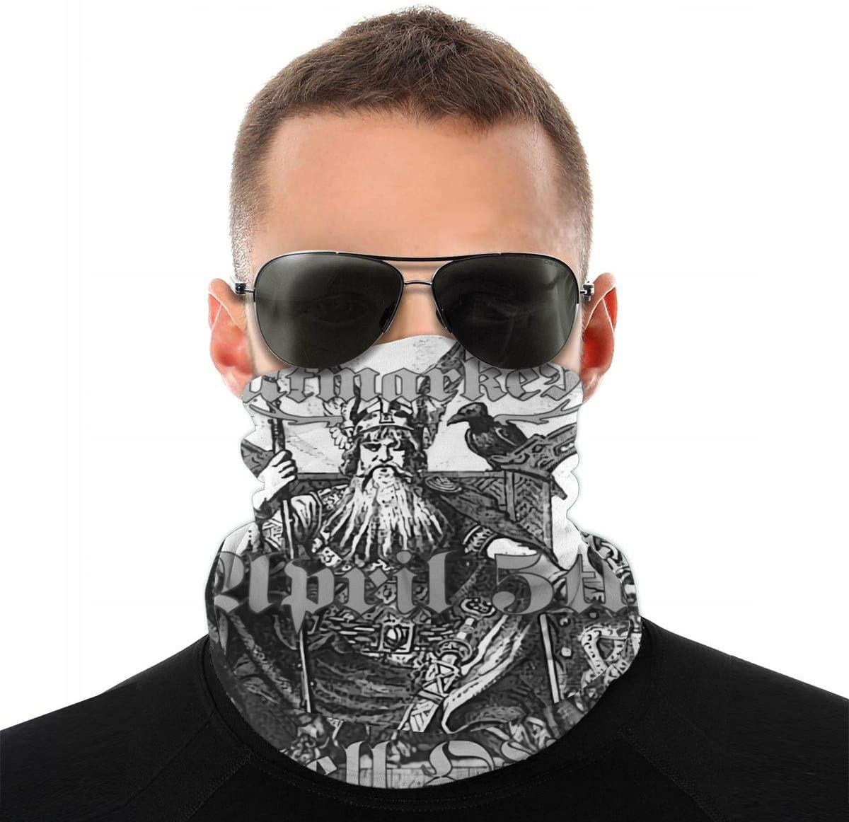 Atoyyre Odin Head Scarf Multi Function Scarf