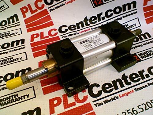 SCHRADER BELLOWS 01.50-CKC2MAUS14A14AC-1000 Pneumatic Cylinder 2-1/4INCH Stroke 250PSI