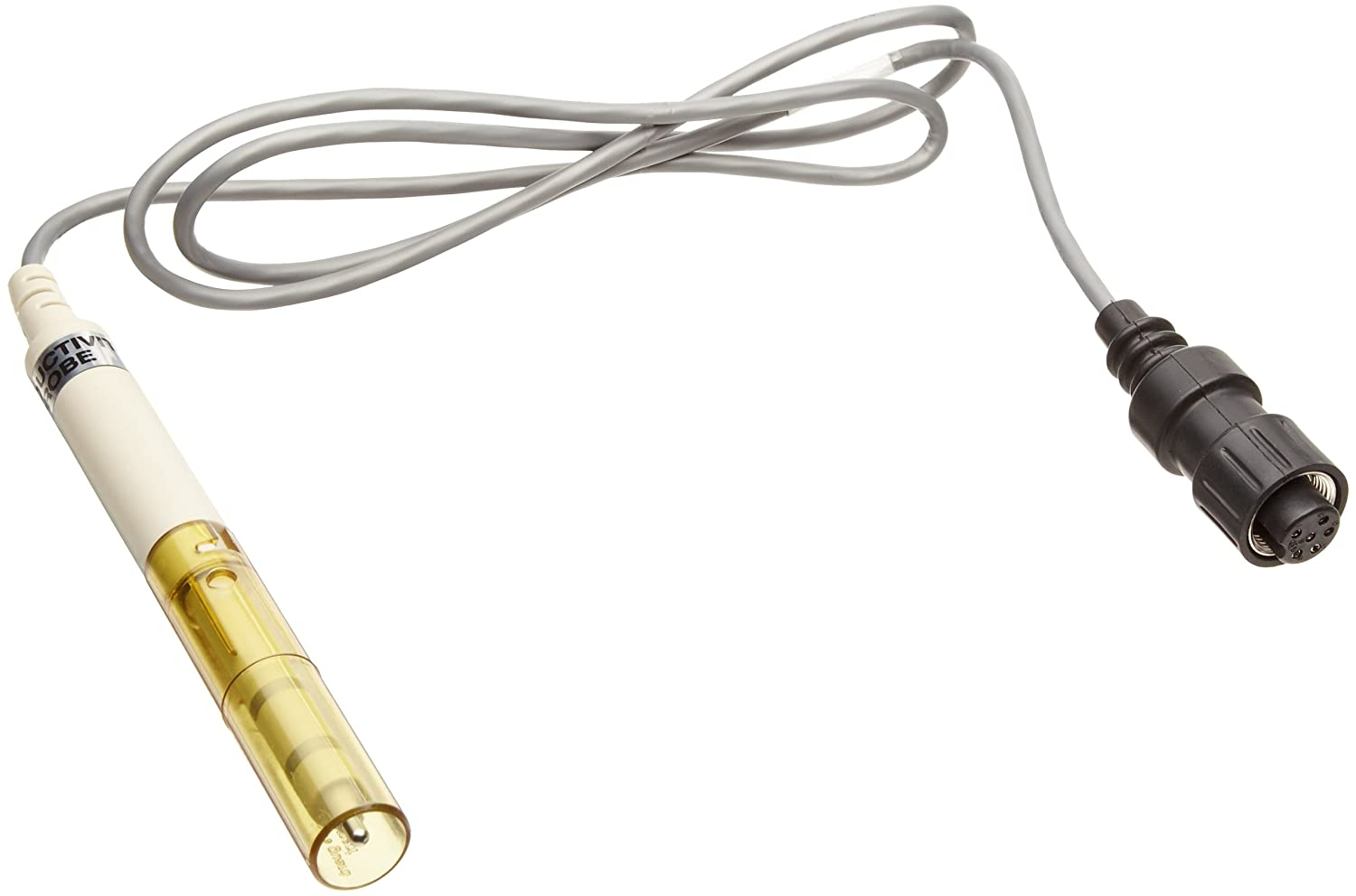 Oakton Ultem body Replacement Conductivity Cell, with Stainless Steel Sensor, K = 1.0, For Conductivity/TDS Meter