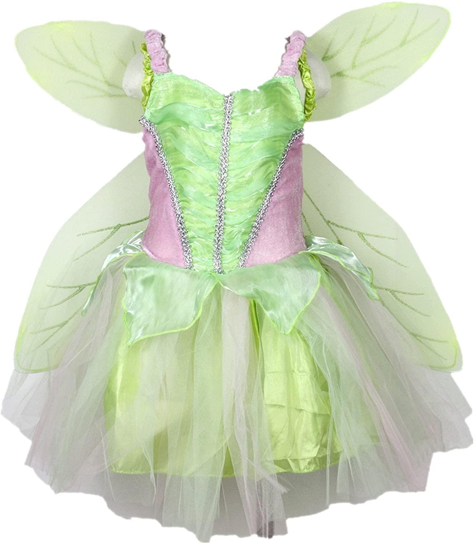 Petitebella Fairy Costume Dress 1-10y