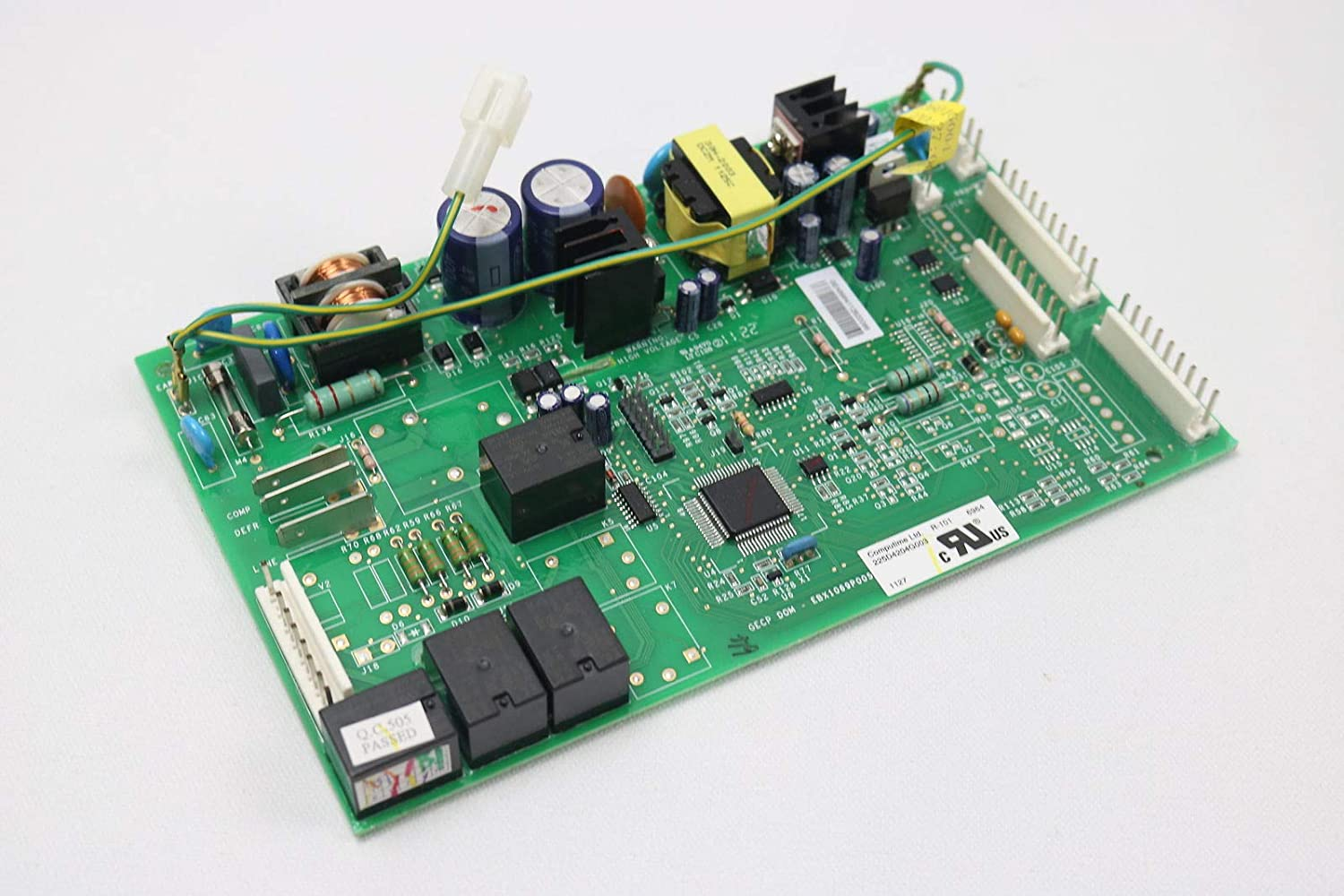 Global Products Refrigerator Main Control board Compatible with GE 200D2259G017