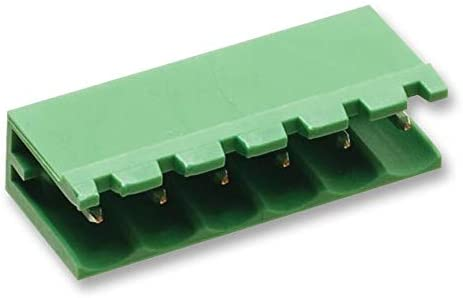 CTB9308/2AO - Pluggable Terminal Block, Header, 2, 320 V, 12 A, 5.08 mm RoHS Compliant: Yes, (Pack of 10)