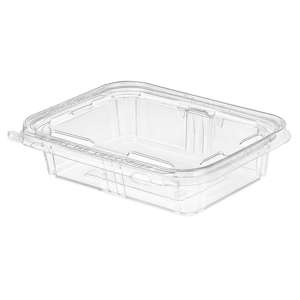 Inline Plastics TS20 Safe-T-Fresh 20 Oz. Container - 200 / CS