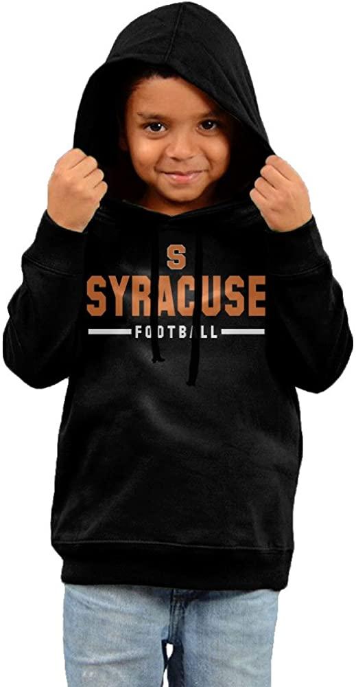 Syracuse Orange Football Toddler Hooded Sweatshirt