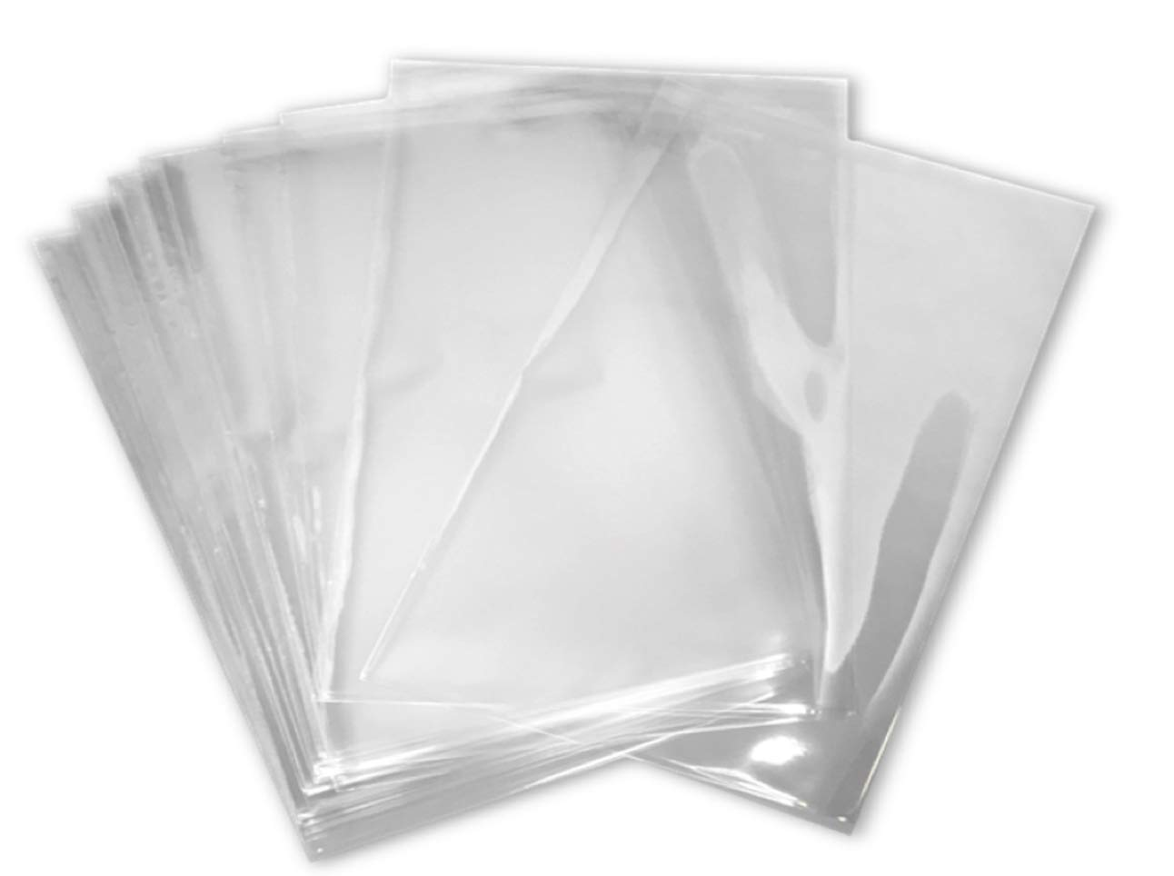 4x6 inch Odorless, Clear, 100 Guage, PVC Heat Shrink Wrap Bags for Gifts, Packaging, Homemade DIY Projects, Bath Bombs, Soaps, and Other Merchandise (500 Pack) | MagicWater Supply