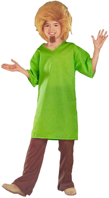 Boy's Shaggy Scooby Doo Costume