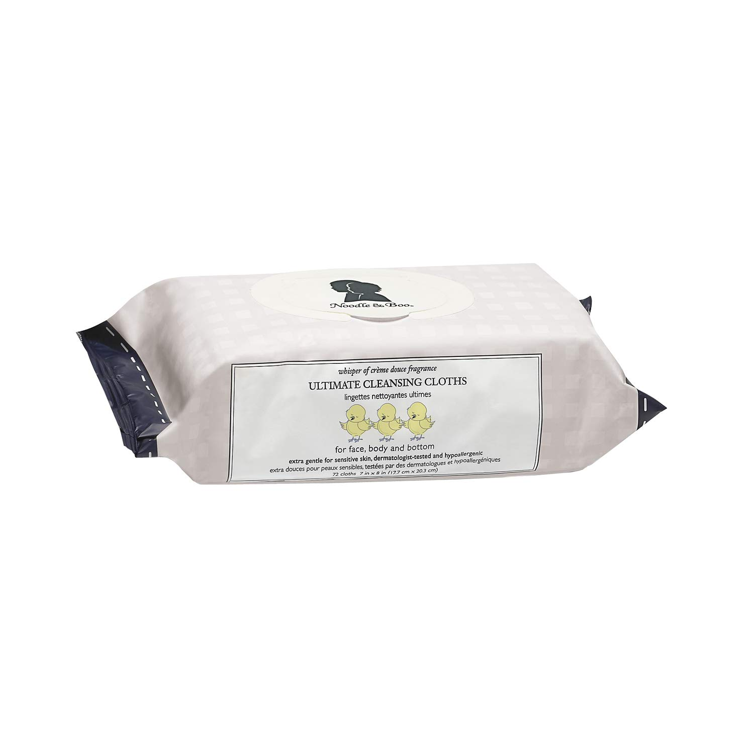 Noodle & Boo Ultimate Baby Body and Face Cleansing Cloths
