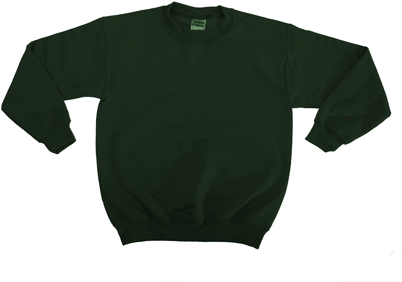 Gildan Childrens Big Boys Heavy Blend Crewneck Sweatshirt