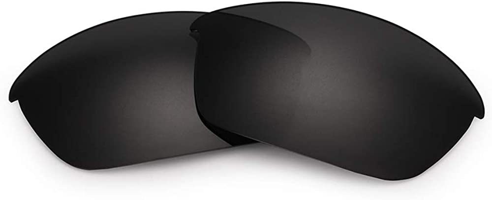 Oakremm Polarized Replacement Lenses for Oakley Flak Jacket Sunglasses OO9008