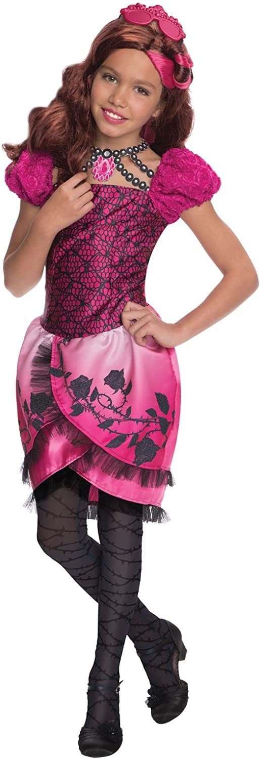 Rubies Ever After High Child Briar Beauty Costume, Child X-Large