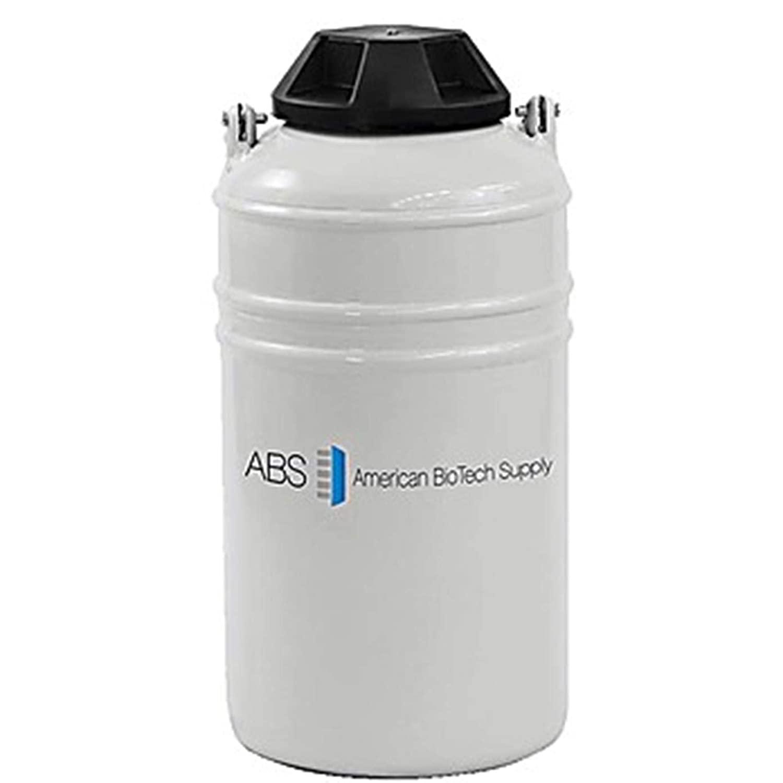 American BioTech ABS LD 5 PS Pour Spout for 5 Liter Liquid Nitrogen Storage Dewar