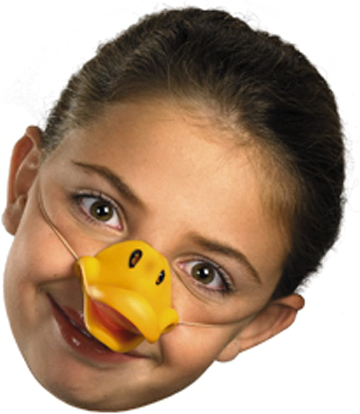 One Size Costume Duck Nose