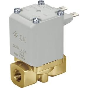 SMC VX232BAB valve - vx2 2-way media valve family vx2 body pt 1/4 - solenoid valve for water