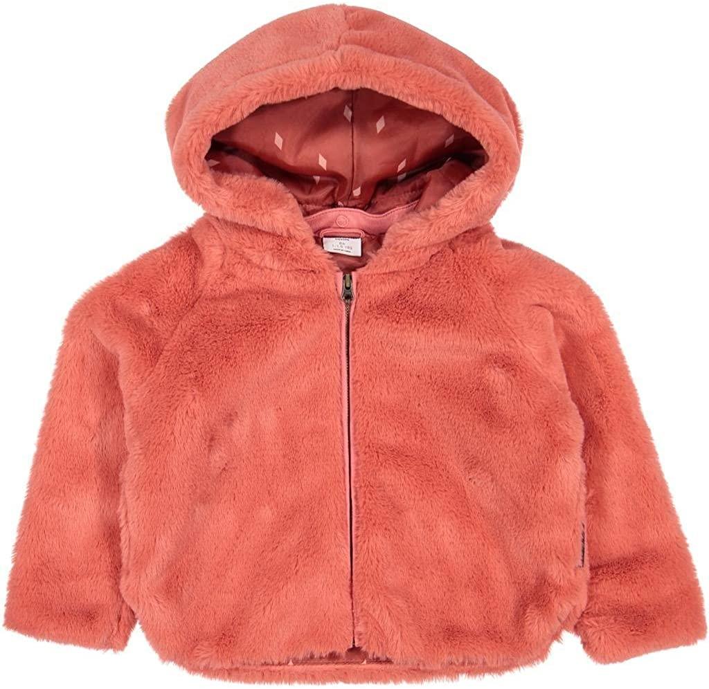 Polarn O. Pyret City Chic Pile Fleece Hoodie (Baby)