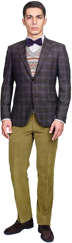 Pants & Slacks Style no. 15632 Camel 140s Flannel Wool