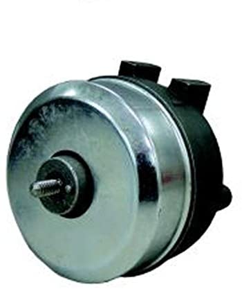 Supco SM5109 Refrigerator Condenser Fan Motor, Replaces Whirpool 833697