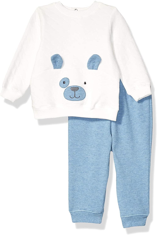 Little Me Baby Boy's Sweatshirt Sets Sweater