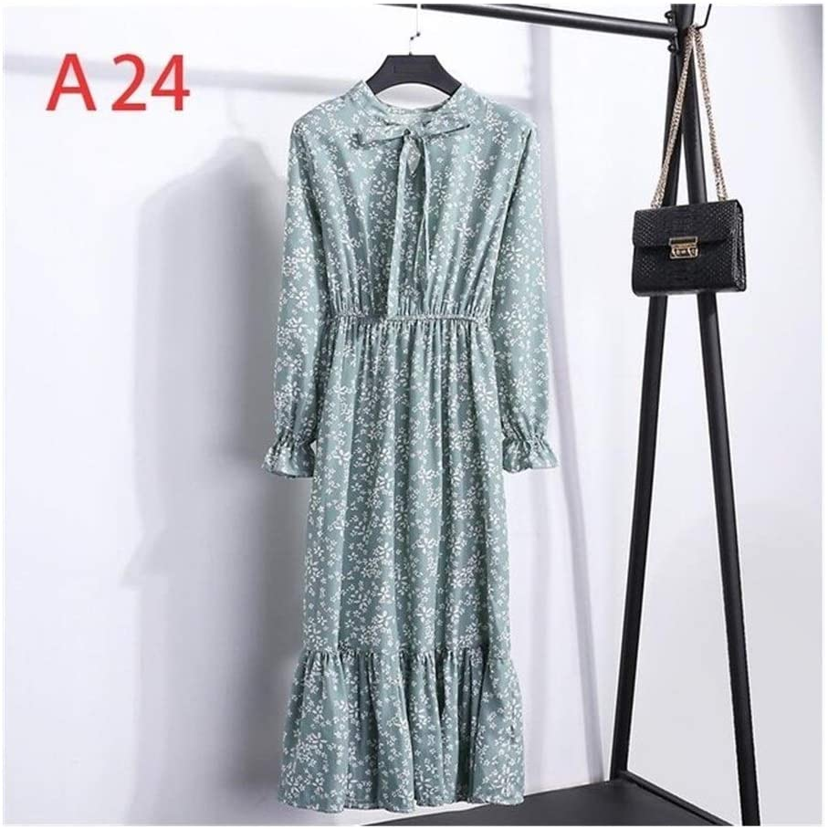 Without logo DSJTCH Women's Clothing Dresses Maternity Girls' Erotic Dresses, Clothing, Women Sleeveless Dress Sexy Party Casual Autumn Korean Style Shirt Long Sleeve Summer (Color : A24, Size : M)