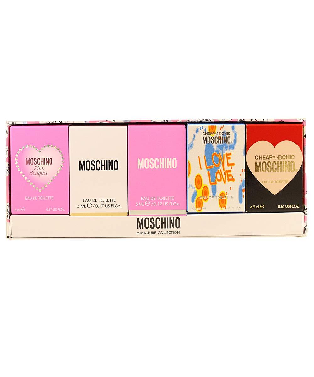 Moschino Moschino Variety Mini Moschino 5 Pc. Gift Set for Women, 24 Fl Oz