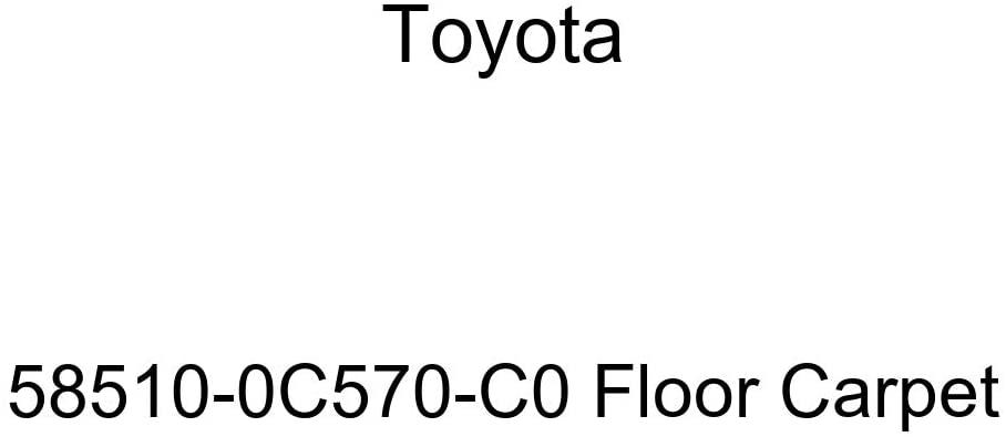 TOYOTA Genuine 58510-0C570-C0 Floor Carpet