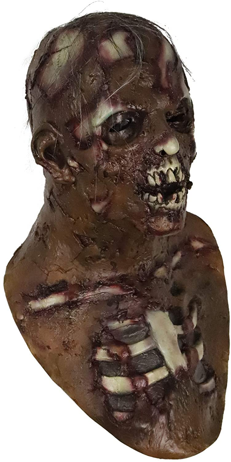 Halloween Novelty Horror Costume, Costume Party Scary Terrible Costumes Dead Prop