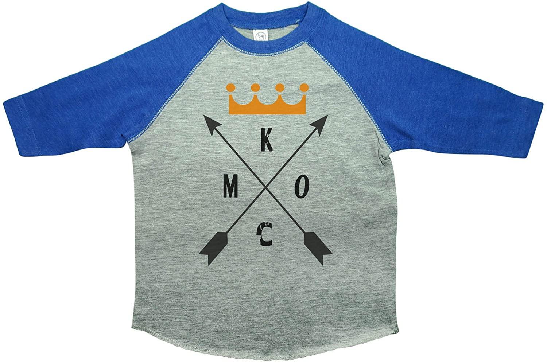 Kids Toddler Fashion Shirts Kansas City Proud Royaltee KC Arrow Collection