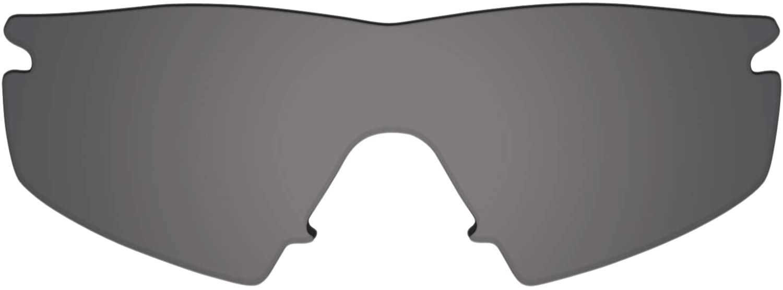 Flugger Replacement Lenses for Oakley M Frame Strike Sunglass - Multiple Options