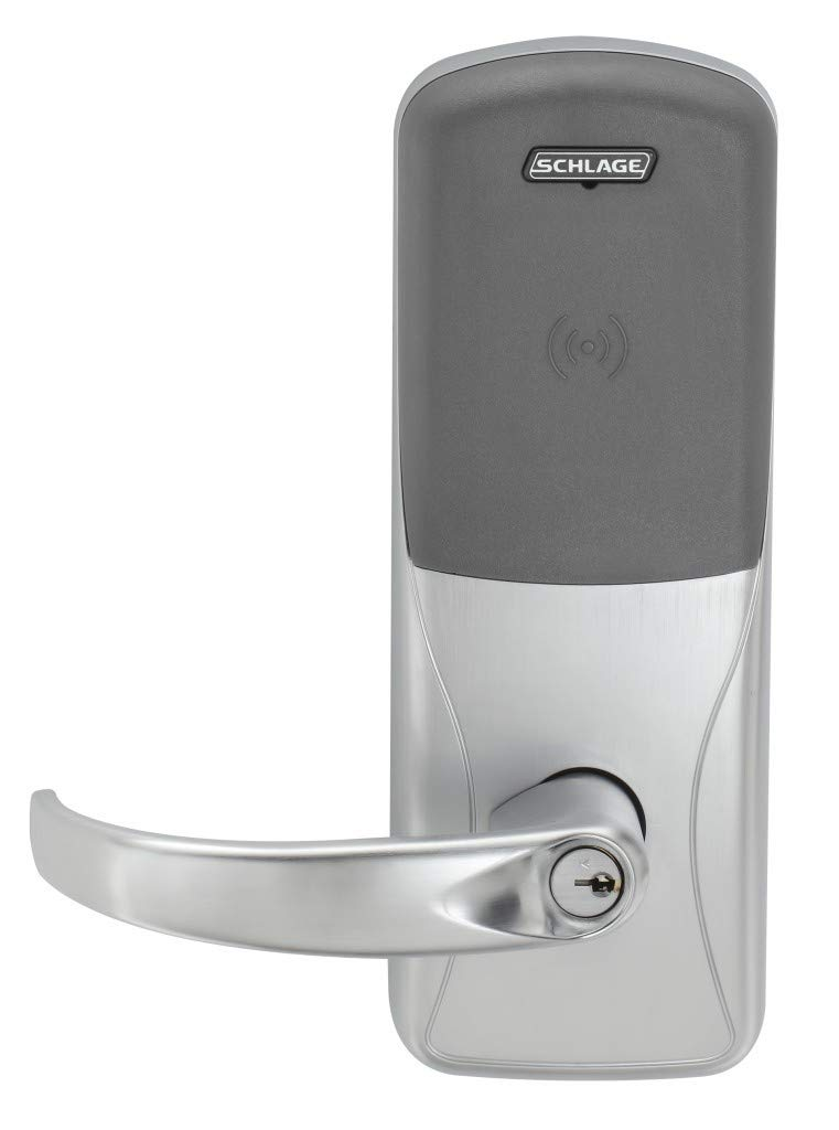 Schlage CO200 CY70PR SPA 626 Electronics Security Lock Sparta for 13049 10025 KD