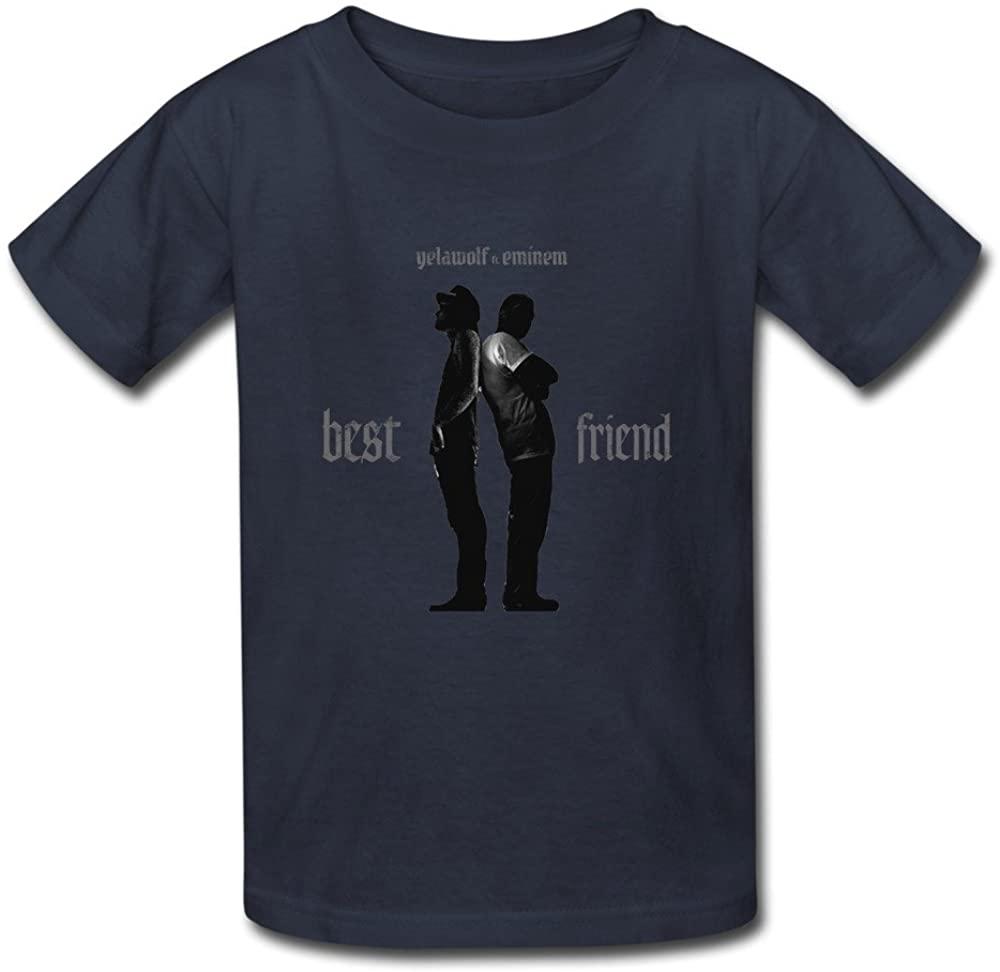 FEDNS Kid's Yelawolf Best Friend T Shirt