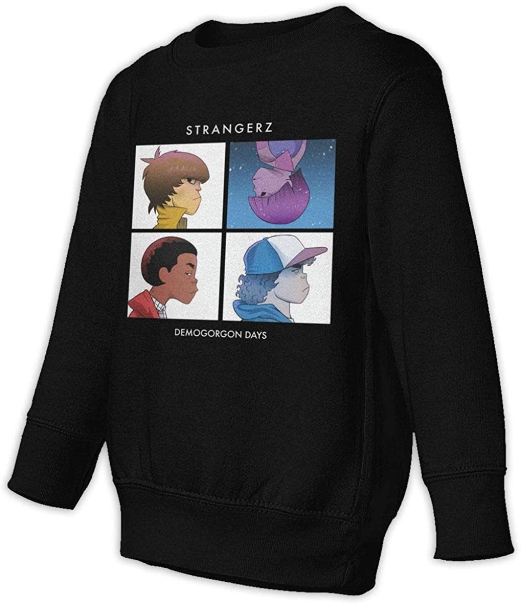 Nostalgiaz Unique Design Unisex Sweatshirt Youth Boy and Girls Pullover Sweatshirt Black