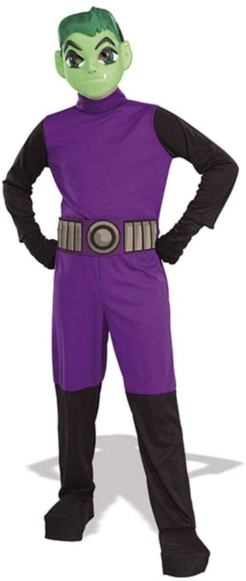 Rubie's Costume Co Beast Boy Costume, Medium, Medium