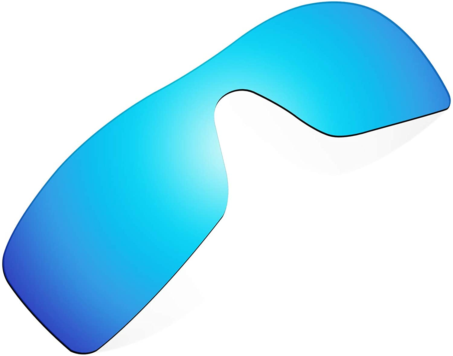 Premium Polarized Replacement Lenses Compatible with Oakley Batwolf OO9101 Sunglass