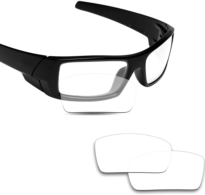 Fiskr Replacement Lenses for Oakley Gascan Sunglasses - Various Colors