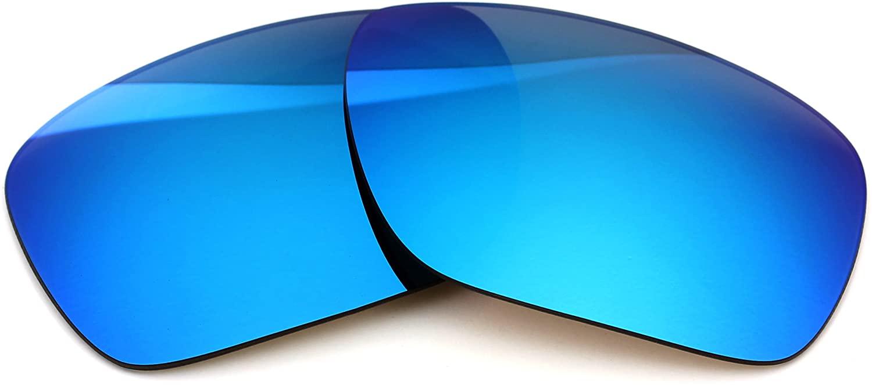 Polarized IKON Replacement Lenses for Von Zipper Metal Stache Sunglasses - 12 Colors