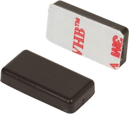 Nascom MN123787BP Overmolded Bar Magnet, 1/8