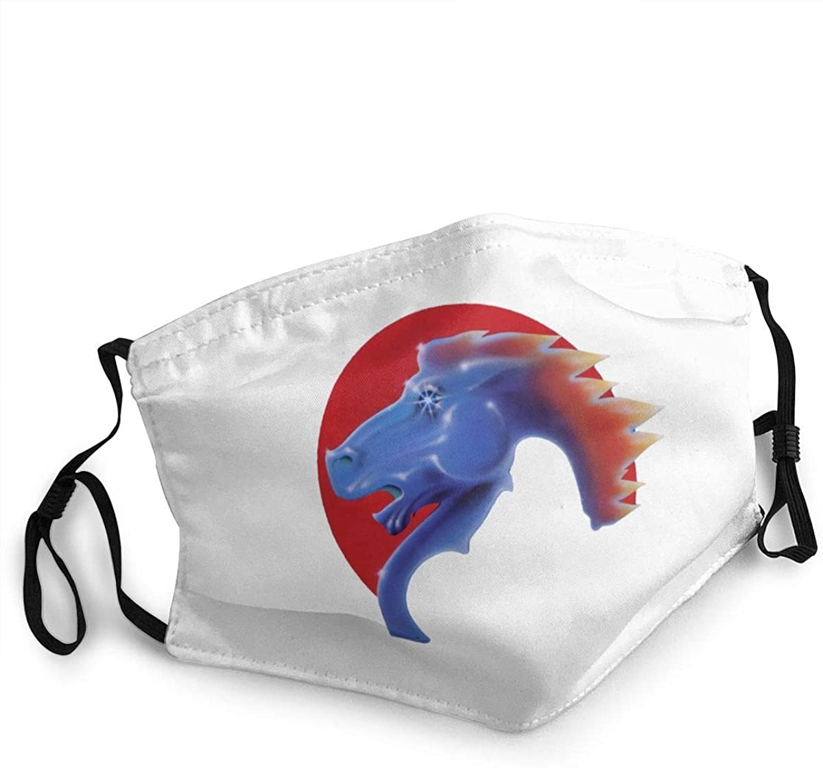Steve Miller Band Unisex Dust-Proof And Wind Proof Comfortable Face Scarf With Head Scarf And Neck Scarf